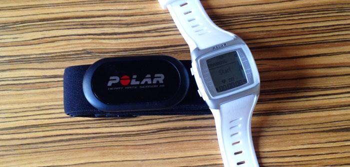 Herzfrequenzmesser: der POLAR Ft60 im Test