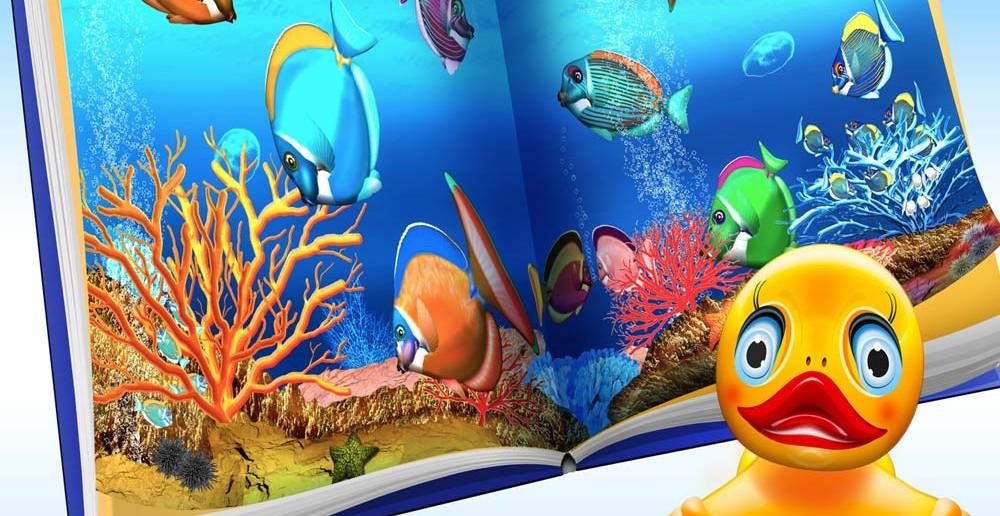 5. Taufgeschenke-Tipp: ein Kinderbuch, dessen Held oder Heldin das Taufkind selbst ist. Ein sehr persönliches Taufgeschenk.