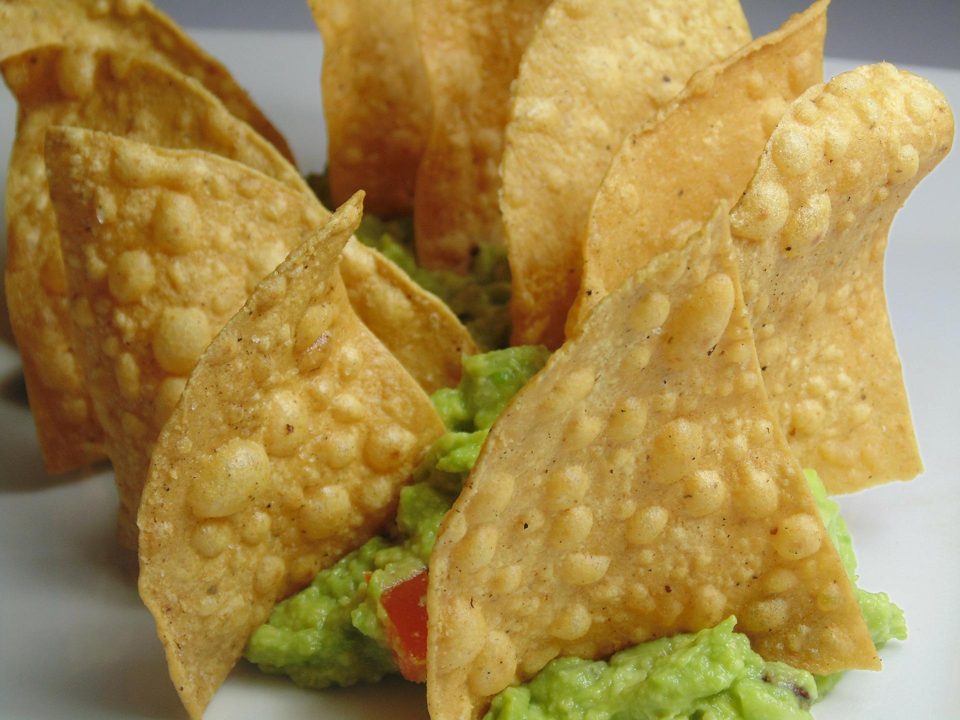 Nacos: Sie dürfen bei einem typisch mexikanischen Rezept nicht fehlen. (#01)