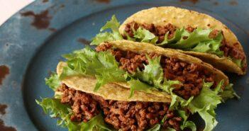 Mexikanische-Rezepte: Tacos