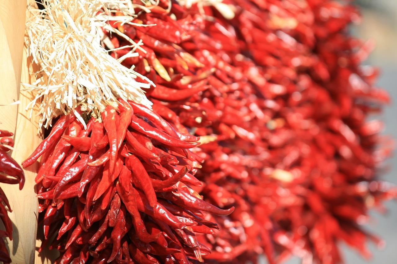 Mexikanische Rezepte mit Chili sind sehr beliebt - jedoch sollte man mit der Dosierung vorsichtig sein. (#02)
