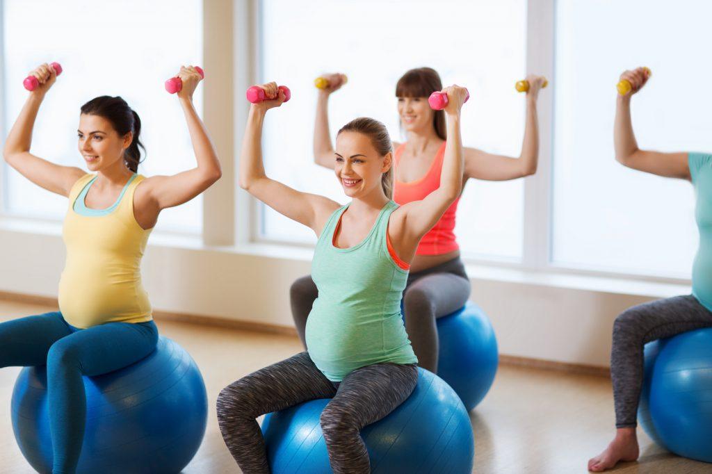 Sport in der Schwangerschaft: Selbstverständlich darf frau auch in der Schwangerschaft Sport treiben. Wie immer: Was und wie ist ausschlaggebend! (#02)