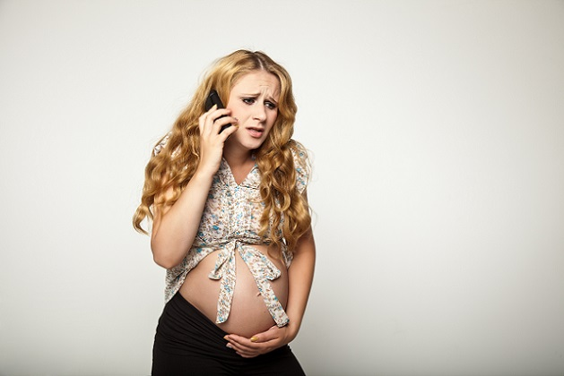 Frühwehen können, anders als alle anderen Wehen, während der gesamten Schwangerschaft auftreten. Also auch schon vor der 39. SSW. (#01)