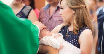 5 Tipps für eine gelungene Taufe