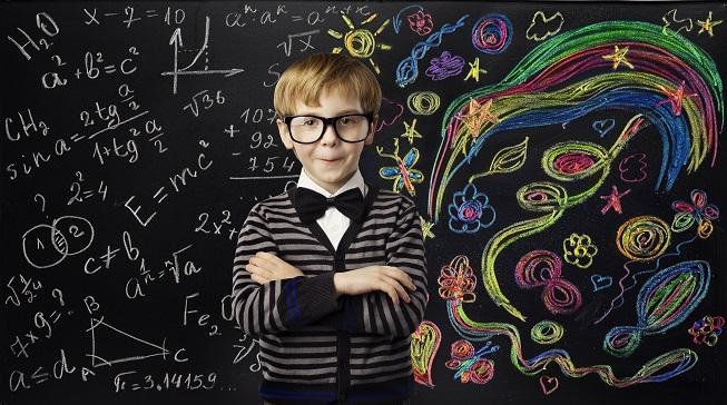 Hochbegabte Kinder haben meistens spezielle Themen oder Schwerpunkte, in denen sie besonders intelligent sind. (#01)