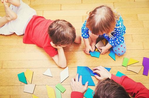 Ziel beim Portfolio im Kindergarten ist die Nachvollziehbarkeit der Kindesentwicklung. (#02)