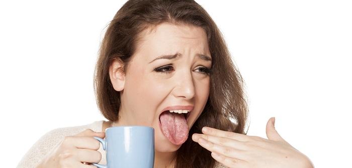 Salziger Geschmack im Mund: Was sind die Ursachen?