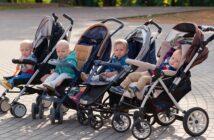 Stiftung Warentest: Kinderwagen überzeugen nicht!