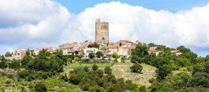 Der Weinberg: von Auvergne und den umliegenden Regionen ist er einer der bekanntesten. Das kleine Winzerörtchen Montpeyroux ist ihm Heimat und Herberge zu gleich. (#6)
