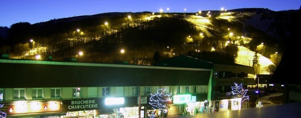 Natur, aber auch ein wenig Glamour bietet Super-Besse, eines der acht Skigebiete der Auvergne. (#3)