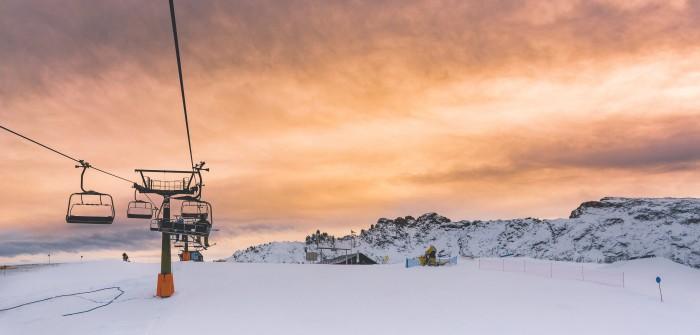 Skigebiete der Auvergne: Ski fahren mit der Familie