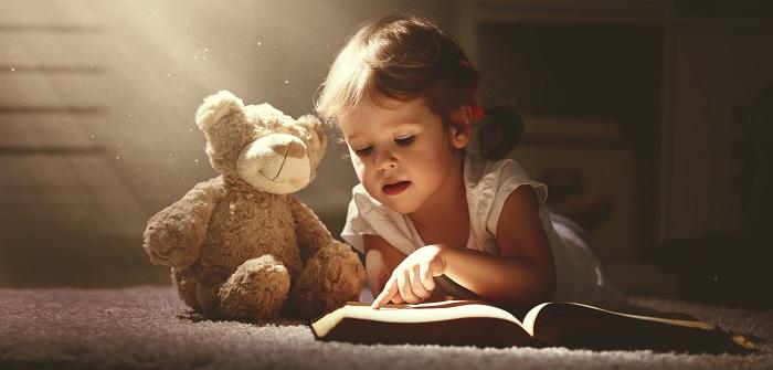 Kinderbücher: Eigene Bücher fördern die Leselust(#00)