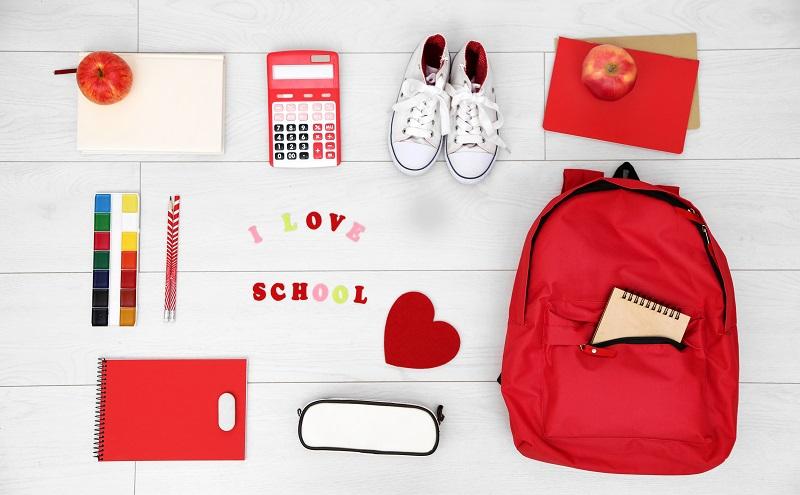 Darum gibt es bei den Schul-Sets typischerweise ein einheitliches Designs.(#01)