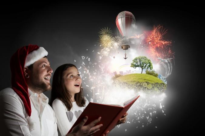 Kinder wollen Feuerwehrmann oder Prinzessin sein, im Land der Feeen leben und Wunder erleben. All das gelingt mit einem ganz bestimmten persönlichen Geschenk: dem personalisierten Buch. Hier können die Kinder in die Haut von Helden schlüpfen und in vergessene Welten reisen. (#5)