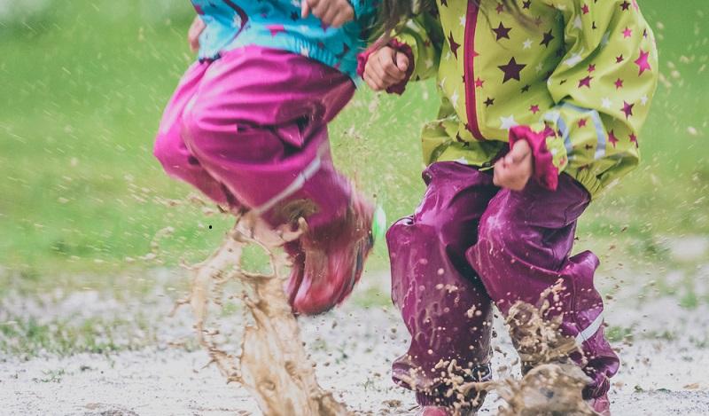 Kleidung im Frühling: Warme Füße sind bei jedem Wetter wichtig. (#02)