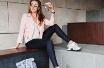 Leggins Outfit: Mit diesen Tipps wird die Leggins salonfähig