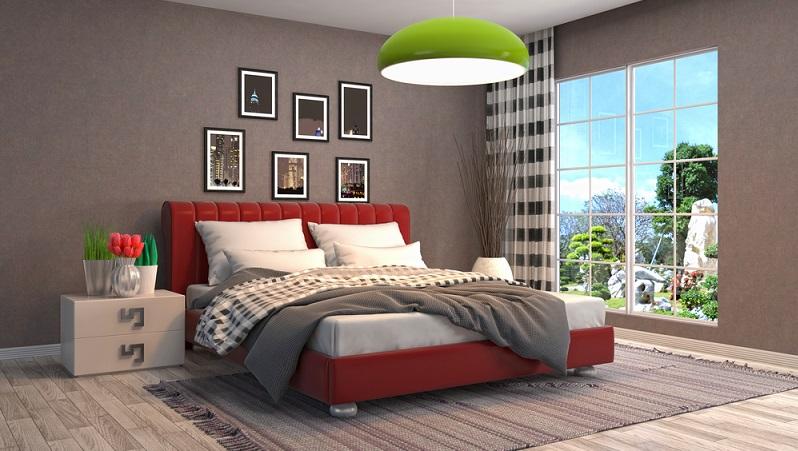 Wählen Sie eine Bettwäsche, die zum Stil des Schlafzimmers passt. (#05)
