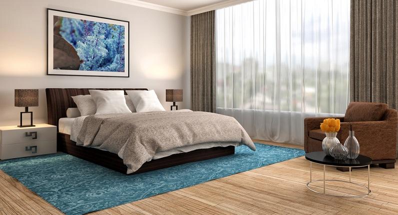 Die für die Bettwäsche verwendeten Stoffe sind maßgeblich am Schlafkomfort beteiligt, denn sie isolieren und wärmen unterschiedlich stark. (#02)