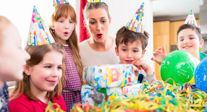 Bei der Party im kleineren Rahmen werden die Kinder vor allem ihre eigenen Ideen umsetzen wollen.