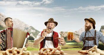 Original bayerische Tracht: Warum die Preußen ganz narrisch drauf san! (Foto: Shutterstock-Master1305)